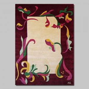 -- TAPIS ART NOUVEAU --
