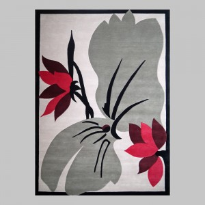 -- TAPIS LOTUS RECTANGLE --